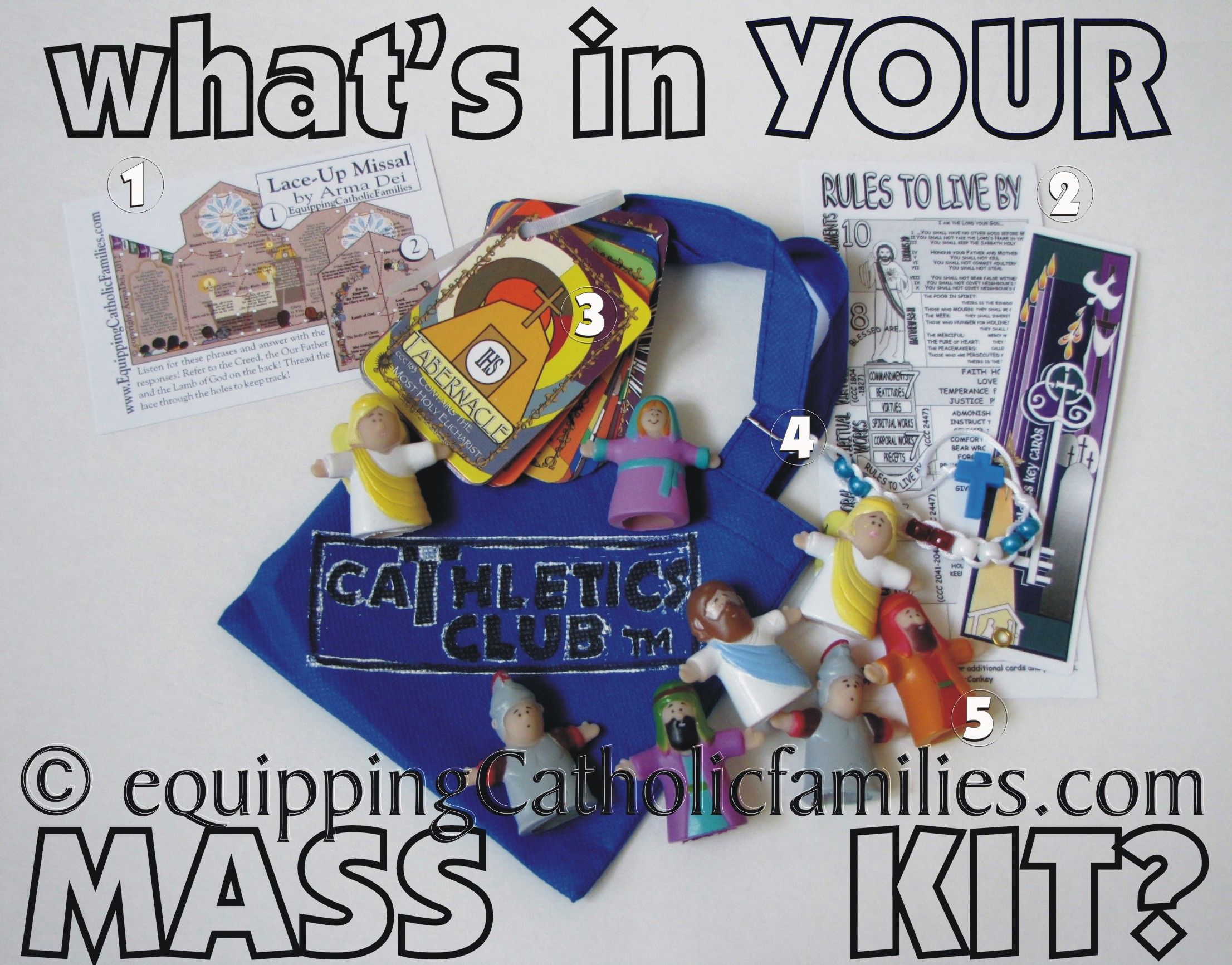 What's in YOUR Mass Kit?