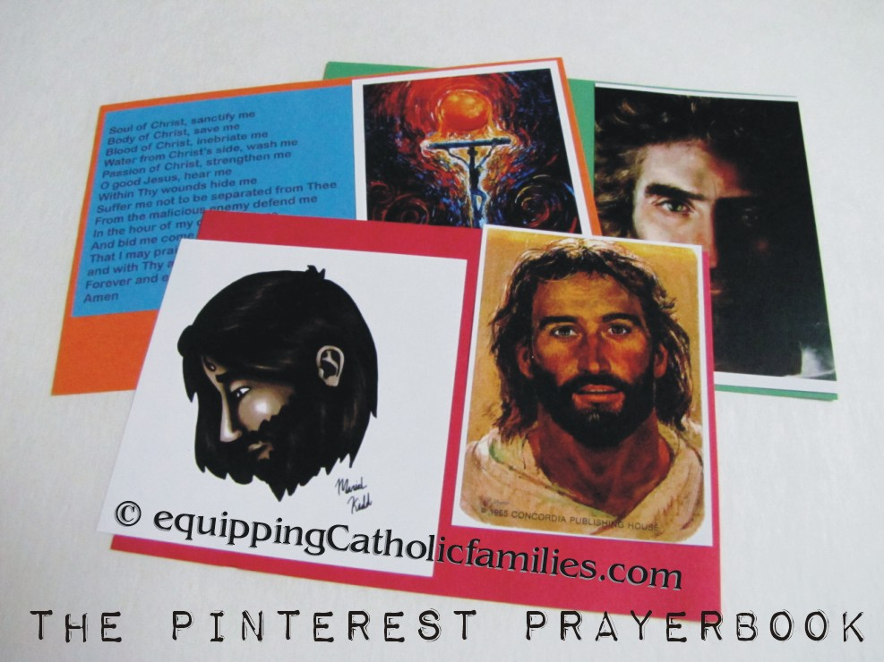 The Pinterest Prayer Book