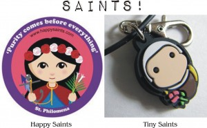 Happy Tiny Saints