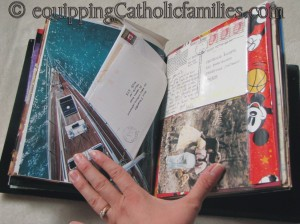 love letter scrapbook 4