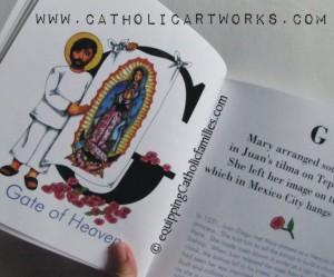Alphabet of Mary G