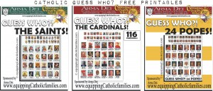 Catholic Guess Who