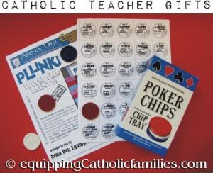 Saints Plinko Teacher Gift