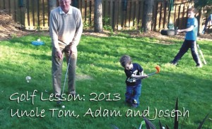 Tom Adam and Joe