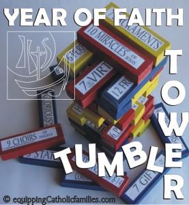 Tumble Tower logo