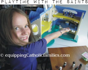 Bridge playing saints