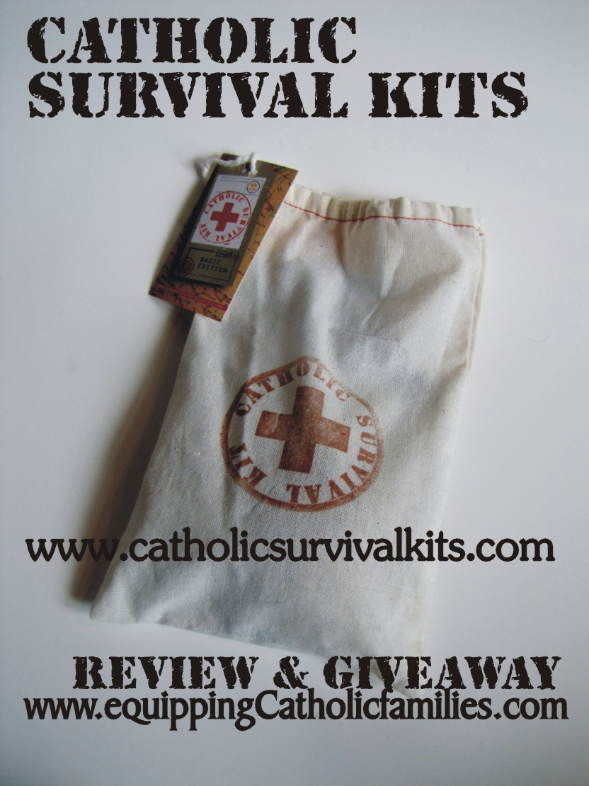 Catholic Survival Kits: Review