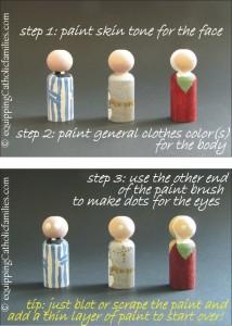 paint saint step 1-2