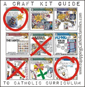 Craft Kit Guide to Catholic Curriculum