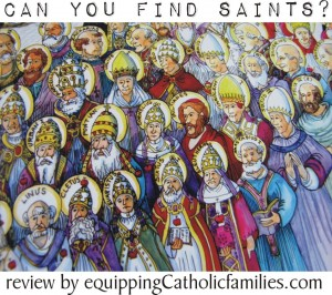 can you find pope saints