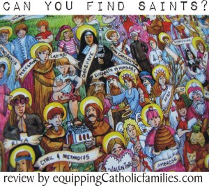 can you find saints