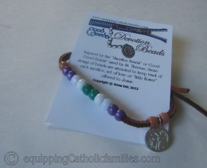 Good Deed Devotion Beads