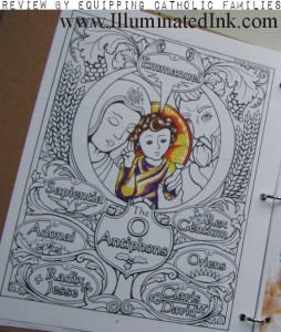 Liturgical Calendar Coloring Pages