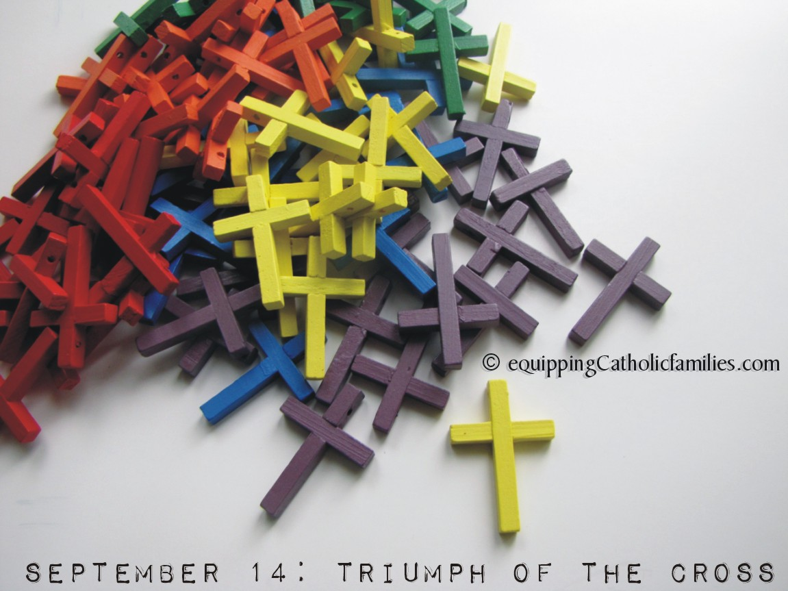 Triumph of the Cross: September 14