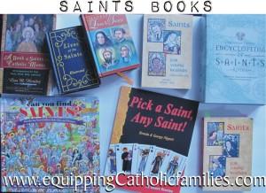 Saints books