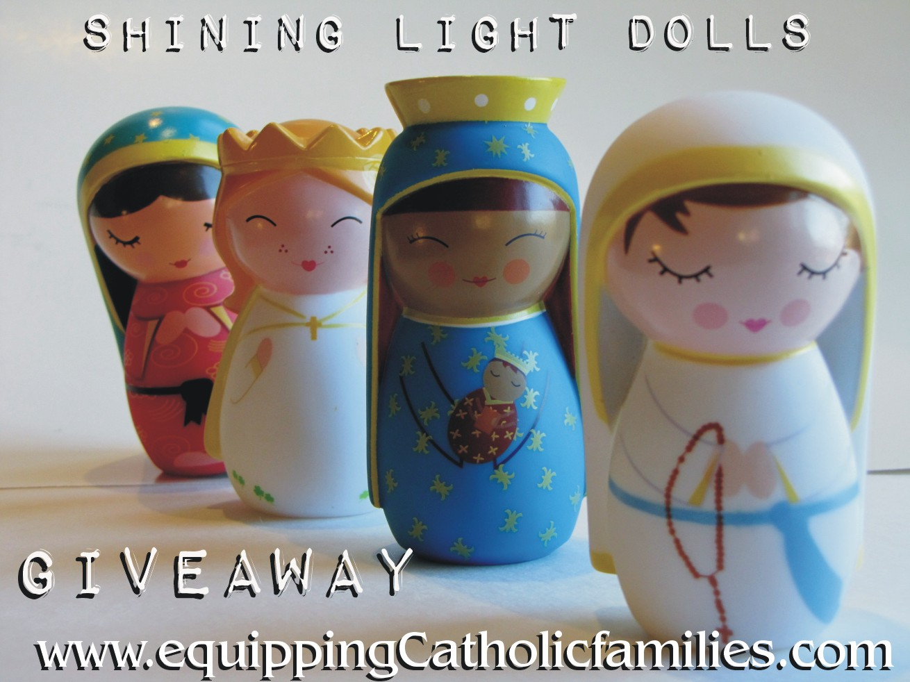 Shining Light Dolls: GIVEAWAY!