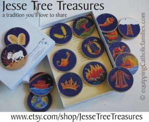 Jesse Tree set
