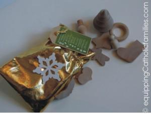 Christmas Symbols bag