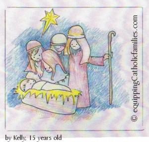 Kelly Nativity 2013