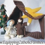 Homemade Nativities