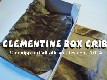 Clementine Box Crib