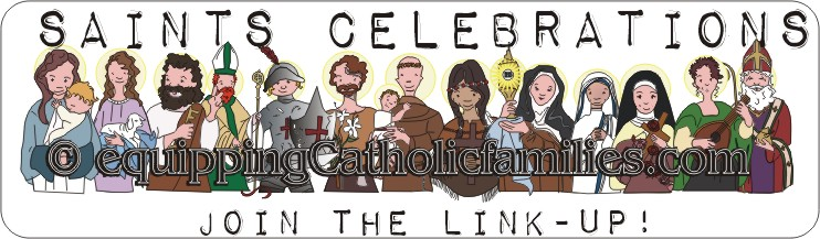 NEW Resource Online! Cumulative Saints & Seasons Celebration Link-Ups