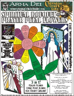 cover spiritual bouquet