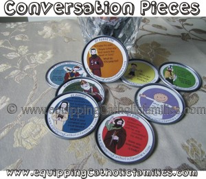 Conversation Pieces Catholic