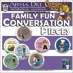 Conversation Pieces Family Fun
