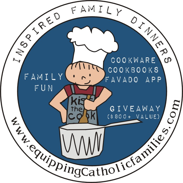 Inspired Family Dinners: Giveaway!