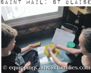 Saint Blaise Saint Mail 4
