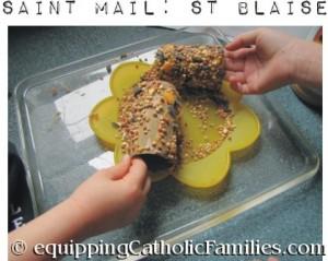 Saint Mail St Blaise Craft 3