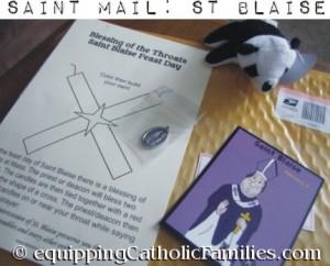 St Blaise Saint Mail 2