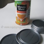 frozen juice lids