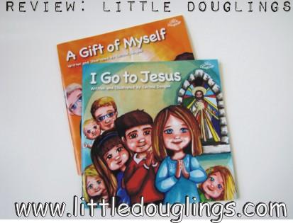 2 little douglings books