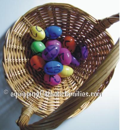 50 Easter Eggs smaller