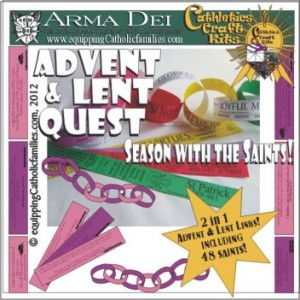 Advent and Lent Quest