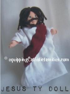 Jesus TY doll
