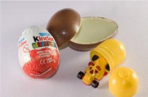 Kinder Egg in Europe