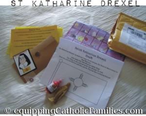St Katharine envelope