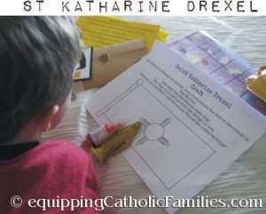 St_Katharine_March
