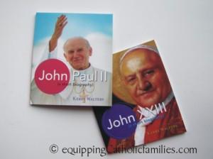 2 pope books