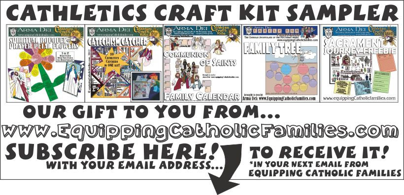 Cathletics Craft Kit Sampler button 3
