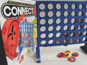 Connect 4 Saints Classic