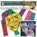 Catechism Cube! Teach Catechism the FUN way!