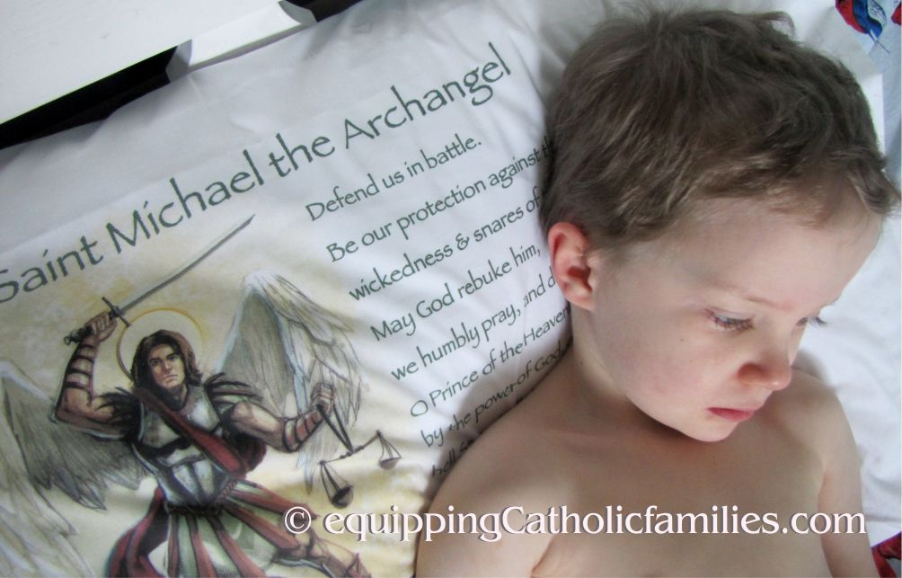 Adam Prayer Pillowcases 3