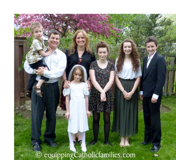 First Communion in Pictures