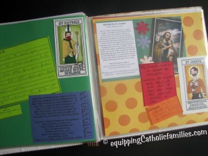 PrayerLoom Scrapbook