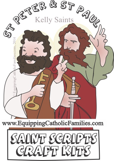 Feast Day Fun: St Peter and St Paul