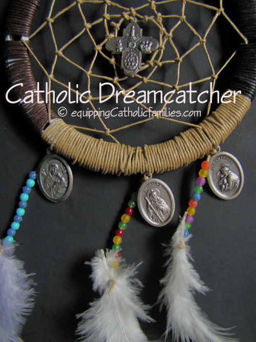 Catholic Dreamcatcher: Feast of St Kateri